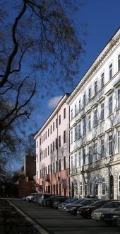 Sídlo Grapa Brno s. r. o. - Grapa Brno jazyková škola intenzivní manažerské kurz kurs seminář odpolední docházkové výuka čeština cizince